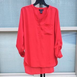 Tops - New red blouse!